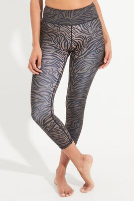 Outlaw Recycled High Waisted Printed 7/8 Legging