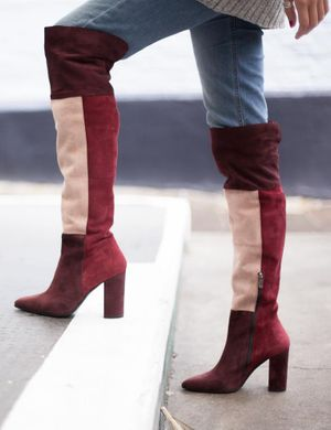 Naomi Over the Knee Boots