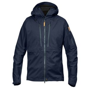 Fjallraven Keb Eco Shell Jacket Dark Navy