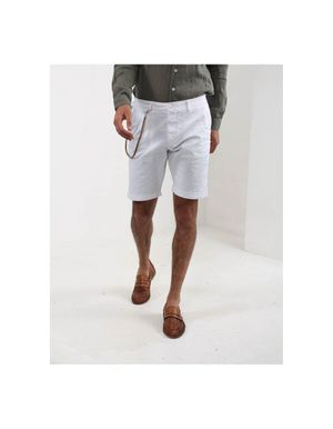 Sseinse Chinos Shorts Colour: White