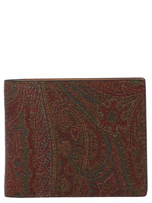 ETRO MEN'S 0F5578007600 MULTICOLOR OTHER MATERIALS WALLET