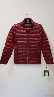 Henry Arroway Bella Jacket - Hermes Red