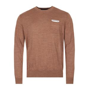 Dsquared2 Sweater Crew Neck - Brown