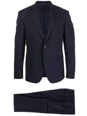 Two-piece Suit Blue