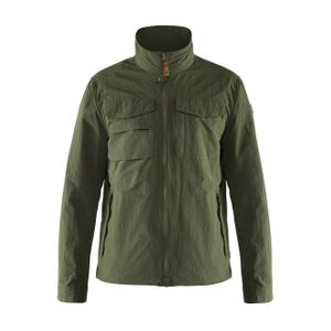 Fjallraven Travellers MT Jacket Laurel Green