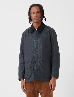 Barbour Lightweight Ashby Wax - Royal Navy Blue