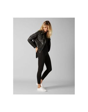 7 For All Mankind Skinny Crop Sateen Mid Rise