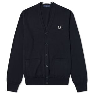 Fred Perry Authentic Cardigan Navy