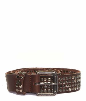 Belt with stud details