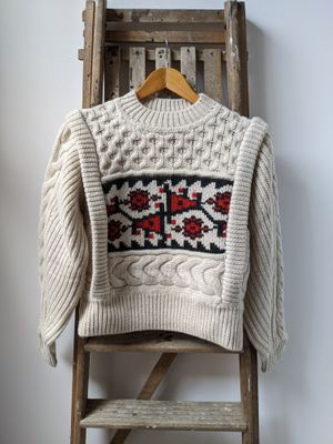 Rioja Knitted Pullover