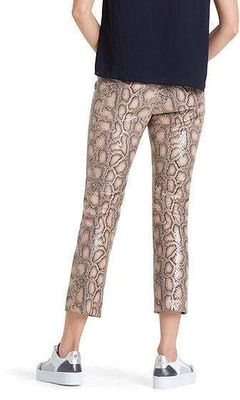 Marc Cain Collections Snakeskin Effect Trousers PC 81.11 J04