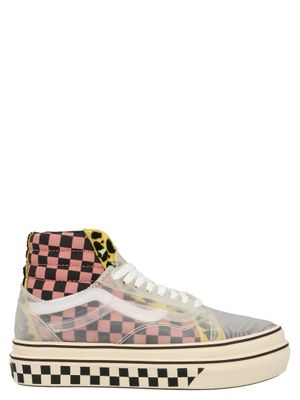 VANS WOMEN'S VN0A4UVM26I1MULTIANTIQUE MULTICOLOR SNEAKERS
