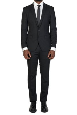 2 Button Slim Fit Suit