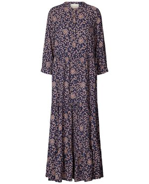 Lollys Laundry Nee Navy Floral Dress