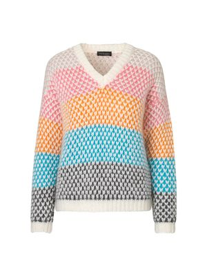 Stine Goya Jodi Knitted Sweater Multicolour