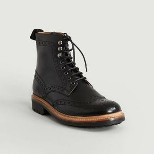 Fred Boots Noir Grenson