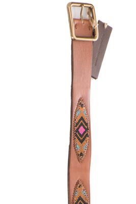 Belt With Decorations Riccardo Forconi