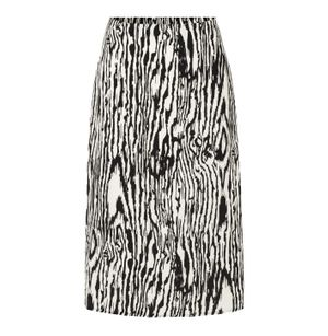 Skirt Sanna Pale Yellow Wood