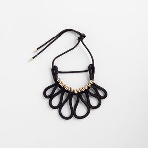Pichulik Peacock necklace