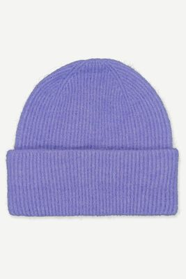 Samsoe Nor Aster Purple Hat