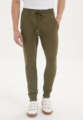 ESSENTIALS JOGGER in Dark Olive