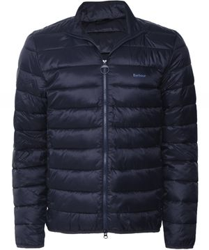 Barbour Quilted Penton Jacket Colour: Navy