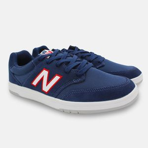 New Balance All Coasts Trainers - Navy with White/Red