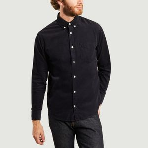 Levon Shirt navy blue  No Nationality 07
