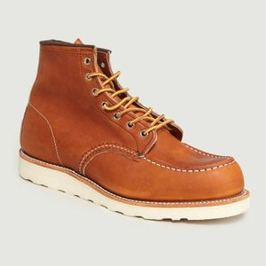 875 Leather Boots Camel Red Wing Shoes