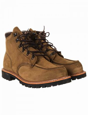 Red Wing 2926 Heritage Sawmill Boot - Olive Mohave  Colour: Olive Moha