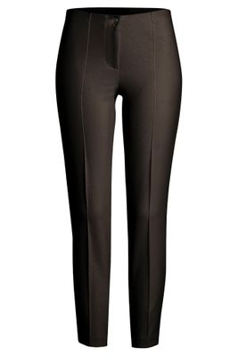 Cambio Trousers Brown Ros 6111 785