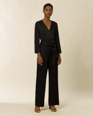 Jumpsuit With Wrap