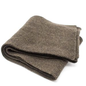 Ryan James Canning Lambswool Scarf Acorn