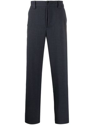 JACQUEMUS MEN'S 206PA02206120390 BLACK WOOL PANTS