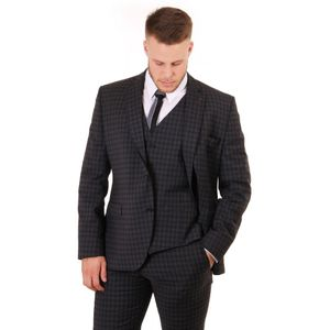 Gibson check towergate jacket
