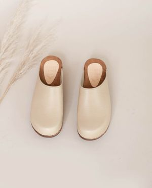 Klassisk Clogs In Stone