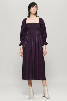Baum Und Pferdgarten Adanna Plum Perfect Dress