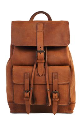 The Dust Italy Mod 102 Backpack Heritage Brown