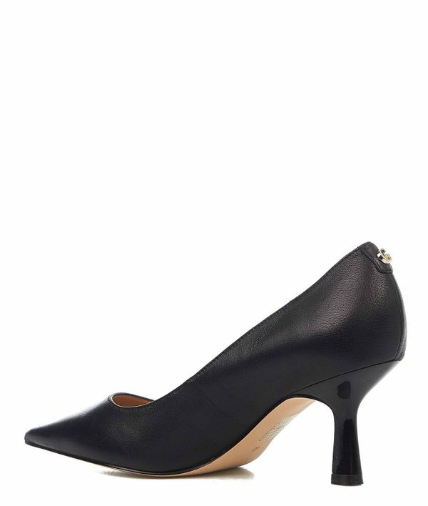 GUESS Leathers GUESS WOMEN'S FL7GANLEA08BLACK BLACK LEATHER PUMPS