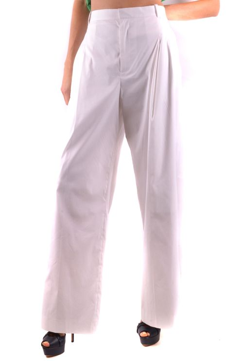 Givenchy Trousers In White