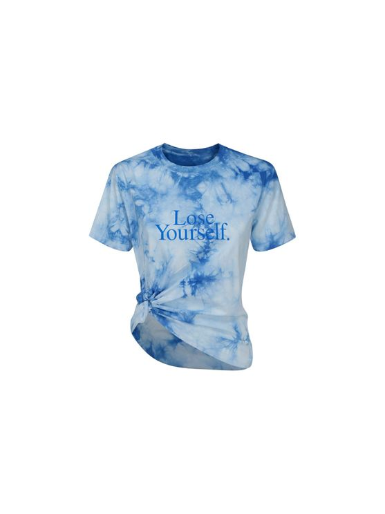 Paco Rabanne T-shirt In Blue