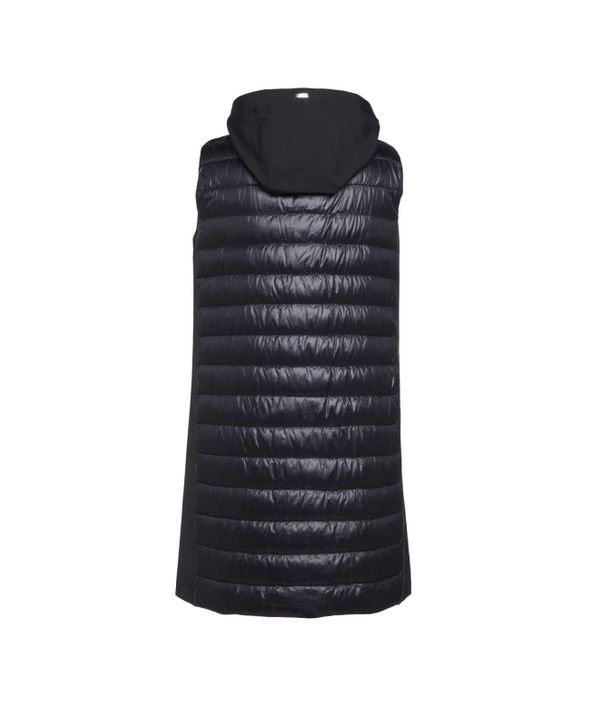 HERNO Downs DOWN VEST WITH HOOD