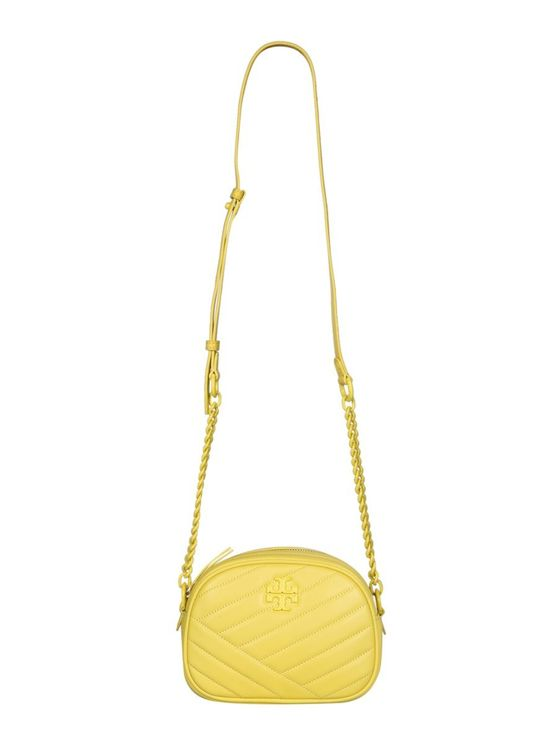 Tory Burch Women's 82284712 Yellow Other Materials Shoulder Bag