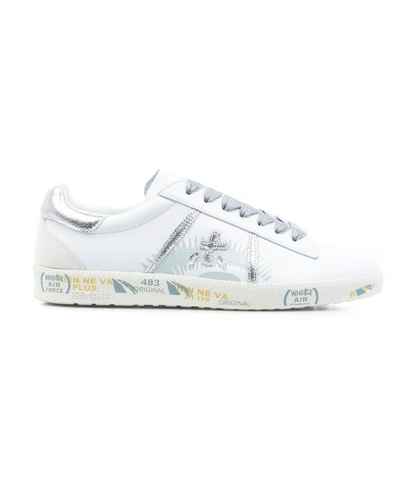 Premiata Andyd Sneakers In White