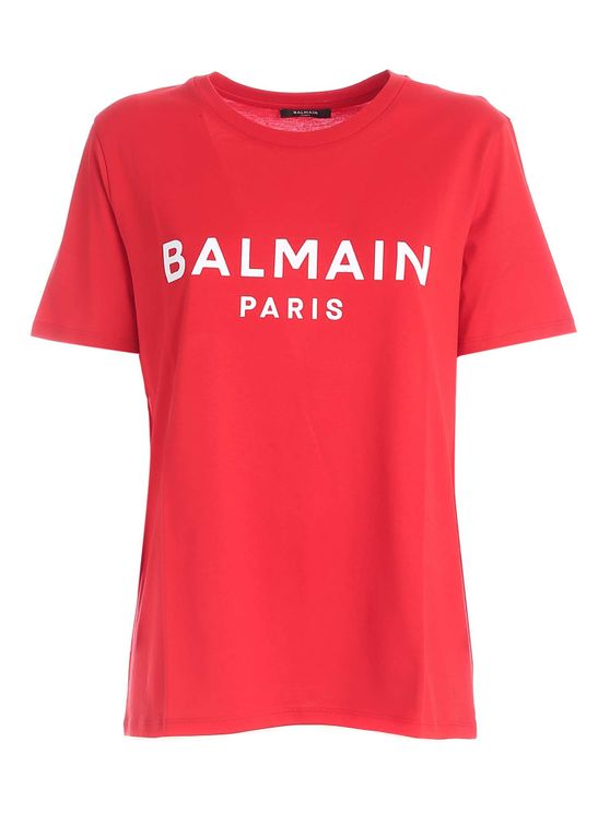 Balmain Uf01350i617 Mai In Red