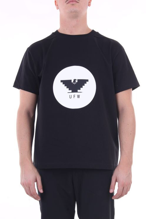 Rick Owens T-shirt Short Sleeve Men Black