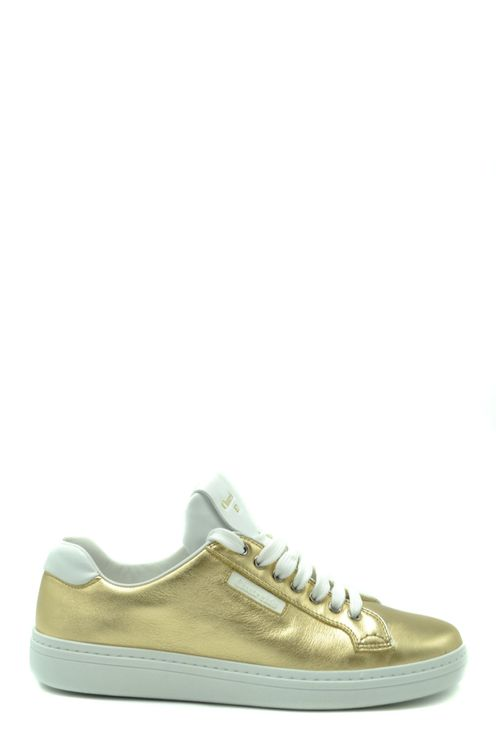 Church's Sneakers In Gold
