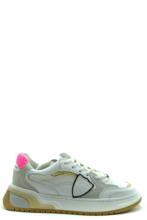Philippe Model Sneakers In White