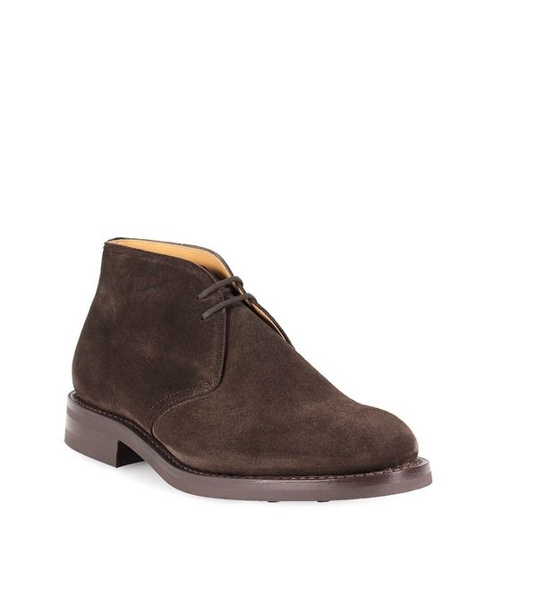 Church's CHURCH'S RYDER 3 BROWN SUEDE BOOT 42